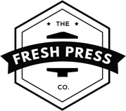 The Fresh Press Co logo