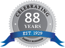 Celebrating 88 years family business